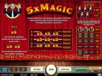 5x Magic Slot Info
