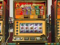 Action Heroes Slot