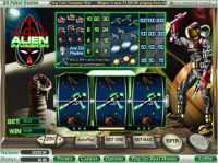 Alien Invasion Slot Slot Reels
