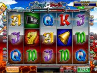 Angel or Devil Slot Slot Reels
