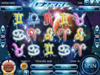 Astral Luck Slot Slot Reels