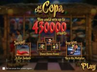 At the Copa Slot Info