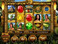 Aztec Treasures Slot Main