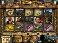Barbary Coast Slot Main