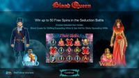 Blood Queen Slot Info