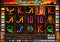 Book of Ra - Deluxe Slot Slot Reels