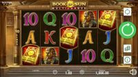 Book of Sun: Multichance Slot