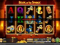 Book of the Sphinx Slot Slot Reels