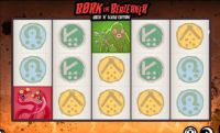 Bork the Berzerker Hack 'N Slash Edition Slot Slot Reels