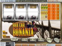 Box Car Bonanza Slot Slot Reels