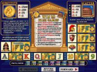 Caesar's Empire Slot Info