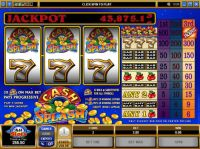 Cash Splash Slot Slot Reels