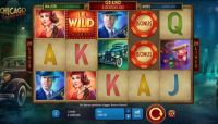 Chicago Gangsters Slot Main