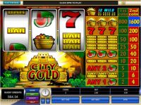 City of Gold Slot Slot Reels