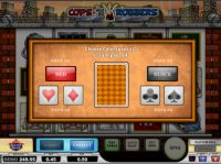 Cops n Robbers Slot Gamble Screen