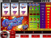 Cracker Jack Slot Slot Reels