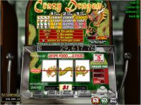 Crazy Dragon Slot Slot Reels