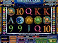 Crystal Ball Slot Slot Reels