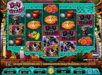 Day of the Dead Slot Main