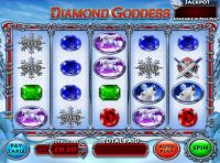 Diamond Goddess Slot Slot Reels