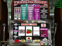 Diamond Mine Deluxe Slot Slot Reels