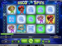 Disco Spins Slot Slot Reels