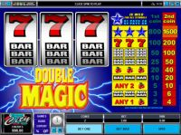 Double Magic Slot Slot Reels
