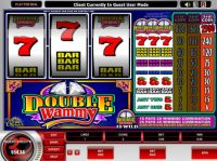 Double Wammy Slot Slot Reels