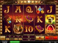Dragon Kingdom Slot Slot Reels
