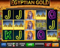 Egyptian Gold Slot Slot Reels