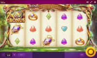 Elven Magic Slot Slot Reels