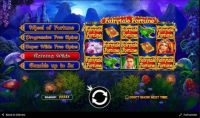 Fairytale Fortune Slot Info