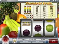 Fantastic Fruit Slot Slot Reels