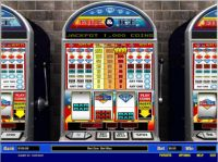 Fire and Ice 1 Line Slot Slot Reels