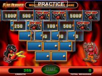 Fire Burner Slot Bonus 1
