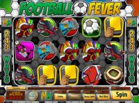 Football Fever Slot Slot Reels