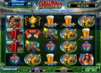 Football Frenzy Slot Slot Reels