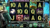 Frankenslot's Monster Slot Main