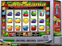 FruitMania Slot Slot Reels