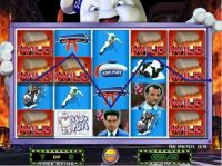 Ghostbusters Slot Main