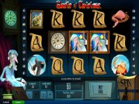 Ghosts of Christmas Slot Slot Reels