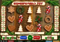 Gingebread Joy Slot Slot Reels