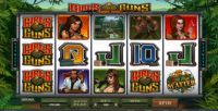 Girls With Guns - Jungle Heat Slot Slot Reels