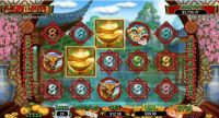 God of Wealth Slot Slot Reels