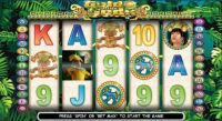 Gold ogf the Gods Slot Slot Reels