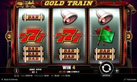 Gold Train Slot Slot Reels