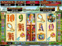Hairway to Heaven Slot Slot Reels