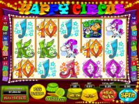 Happy Circus Slot Slot Reels