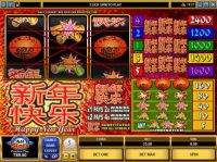 Happy New Year Slot Slot Reels
