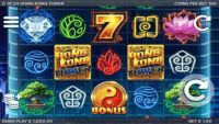 Hong Kong Tower Slot Slot Reels